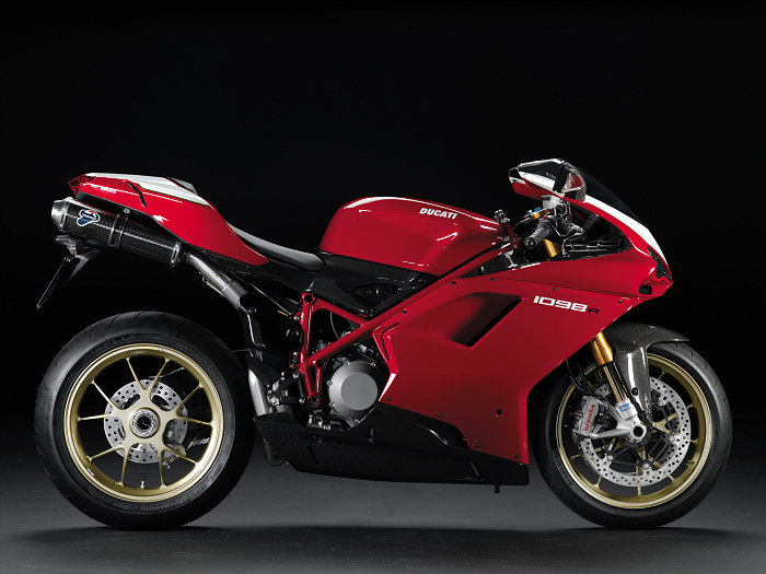 Ducati 1098 R 2008 - 6
