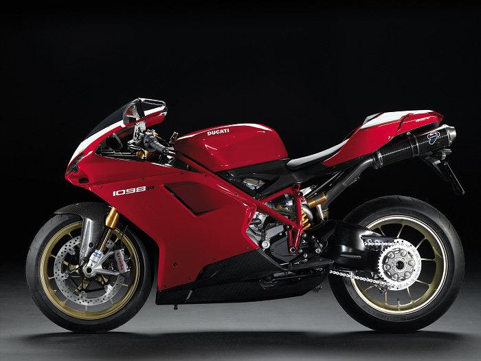 Ducati 1098 R 2008 - 7