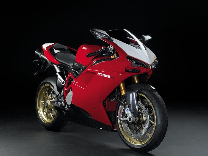 Ducati 1098 R 2008 - 1