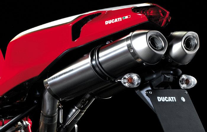 Ducati 1098 R 2008 - 10
