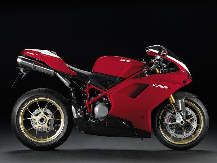 Ducati 1098 R 2008 - 2