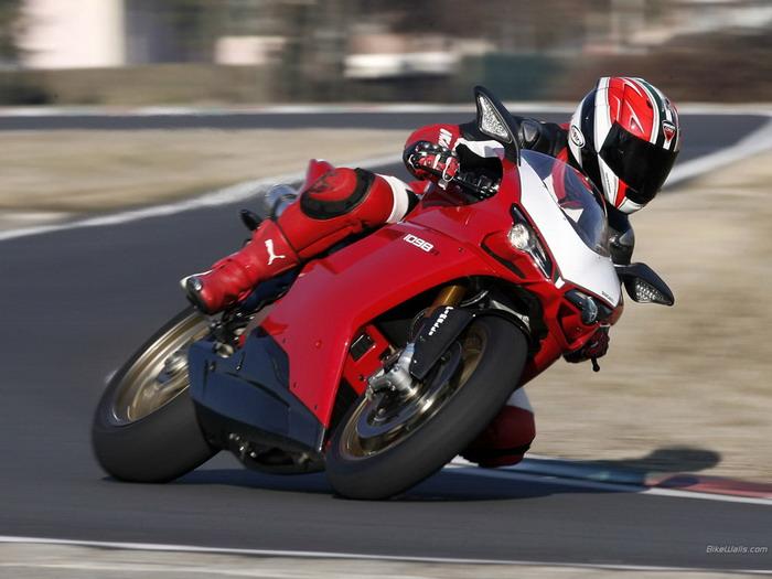 Ducati 1098 R 2008 - 22