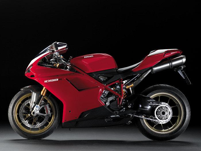 Ducati 1098 R 2008 - 4