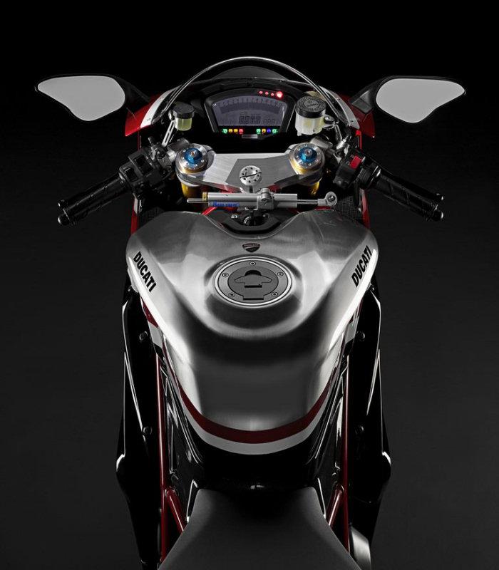 Ducati 1198 R Special Edition CORSE 2010 - 4
