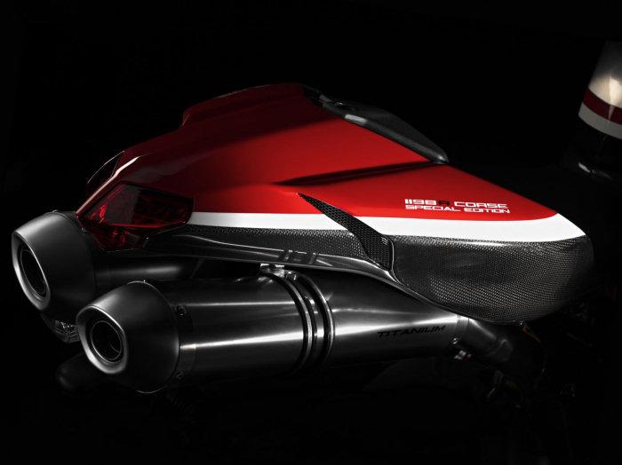 Ducati 1198 R Special Edition CORSE 2010 - 5
