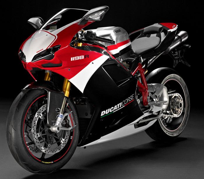 Ducati 1198 R Special Edition CORSE 2010 - 7