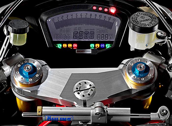 Ducati 1198 R Special Edition CORSE 2010 - 9