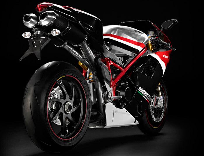 Ducati 1198 S Spécial Edition CORSE 2010 - 6