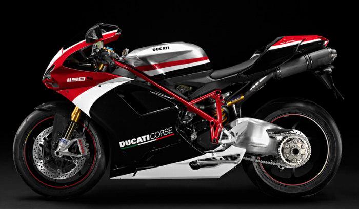 Ducati 1198 S Spécial Edition CORSE 2010 - 5