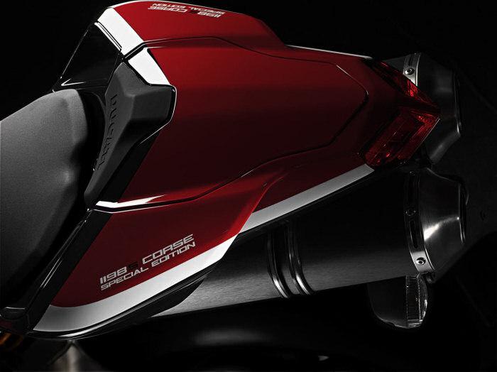 Ducati 1198 S Spécial Edition CORSE 2010 - 1