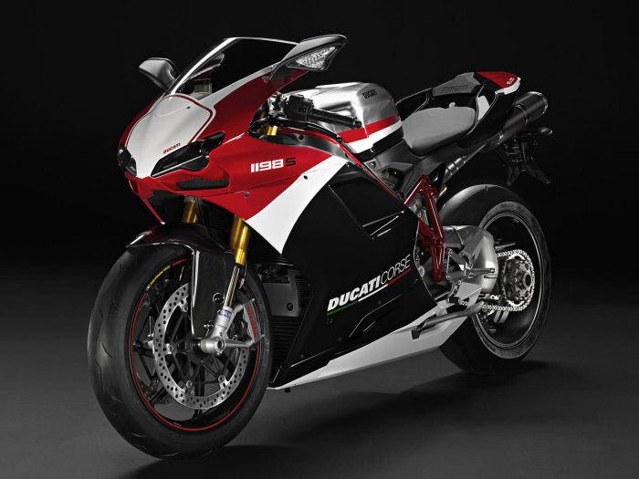 Ducati 1198 S Spécial Edition CORSE 2010 - 2