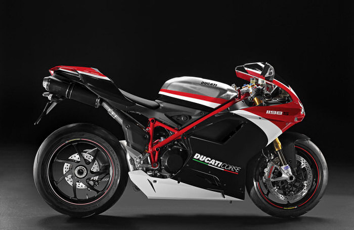 Ducati 1198 S Spécial Edition CORSE 2010 - 3