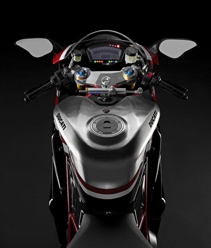 Ducati 1198 S Spécial Edition CORSE 2010 - 7