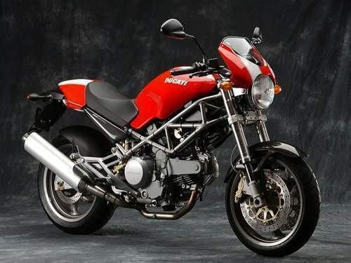 miniature Ducati 620 MONSTER S CAPIREX 2004 - 3
