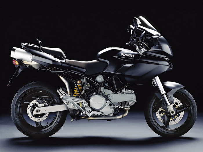 Ducati 620 MULTISTRADA 2005 - 6