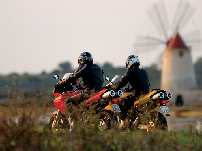 Ducati 620 MULTISTRADA 2005 - 26