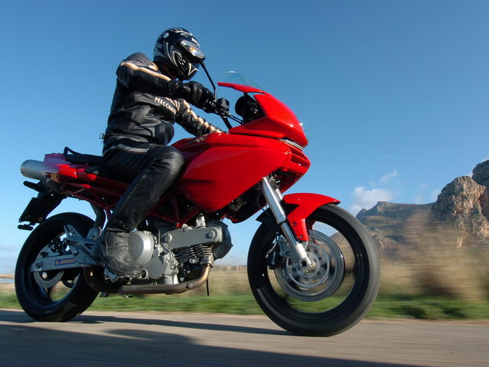 Ducati 620 MULTISTRADA 2005 - 17