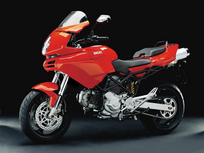 Ducati 620 MULTISTRADA 2005 - 5