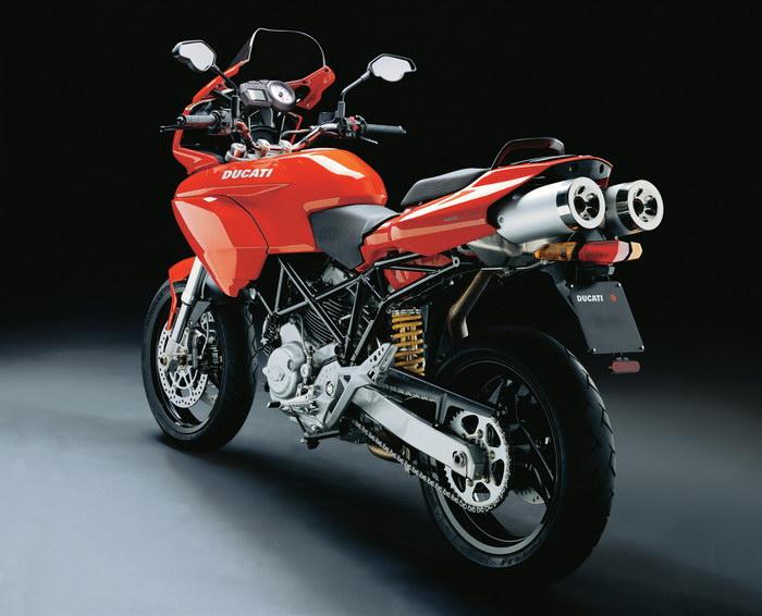 Ducati 620 MULTISTRADA 2005 - 15