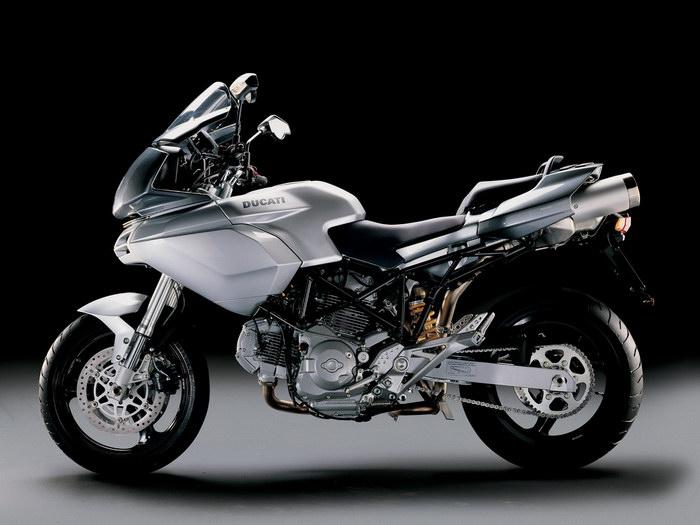 Ducati 620 MULTISTRADA 2005 - 9