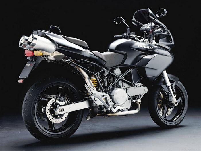 Ducati 620 MULTISTRADA 2005 - 14