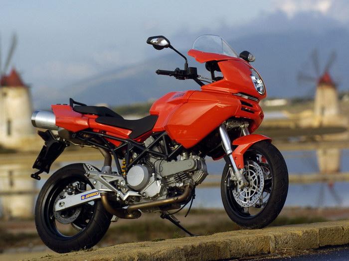 Ducati 620 MULTISTRADA 2005 - 16