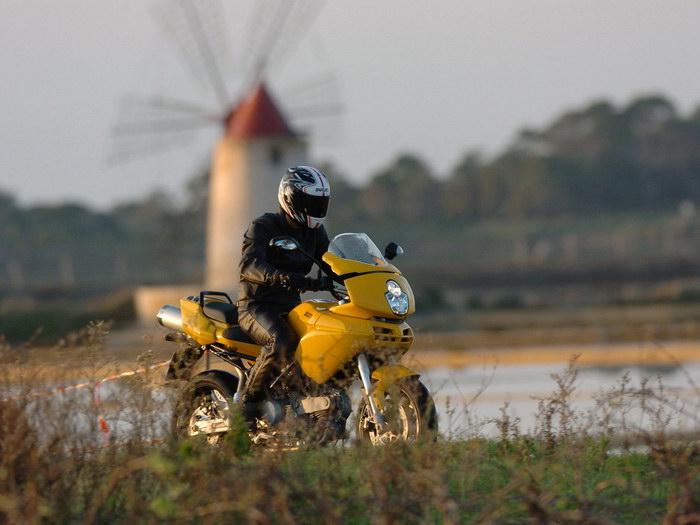 Ducati 620 MULTISTRADA 2005 - 32