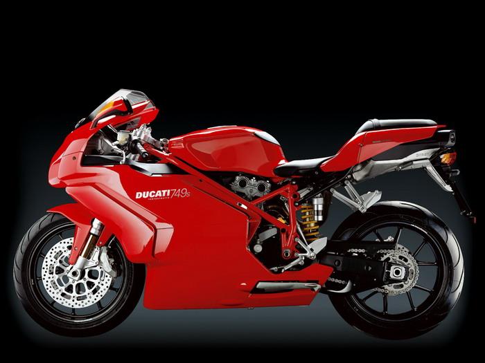 Ducati 749 S 2006 - 11