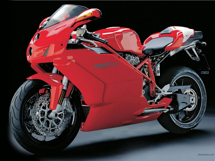 Ducati 749 S 2003 - 6