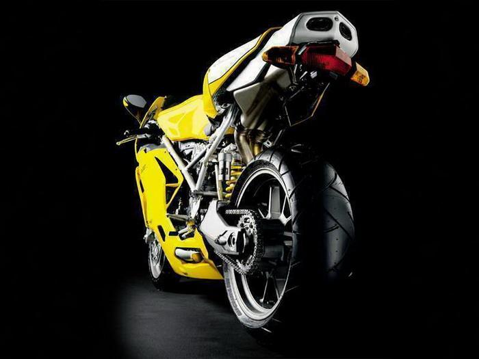 Ducati 749 S 2003 - 3