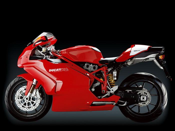 Ducati 749 S 2003 - 10