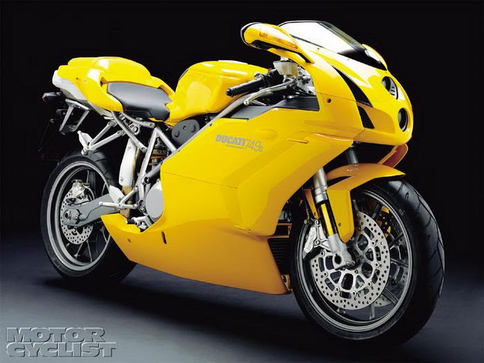 Ducati 749 S 2003 - 7