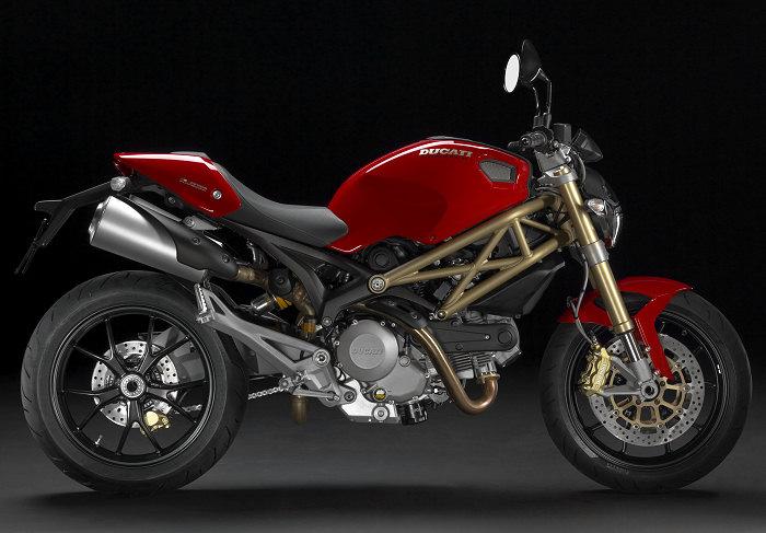 Ducati 796 MONSTER 20th Anniversary 2013 - 5