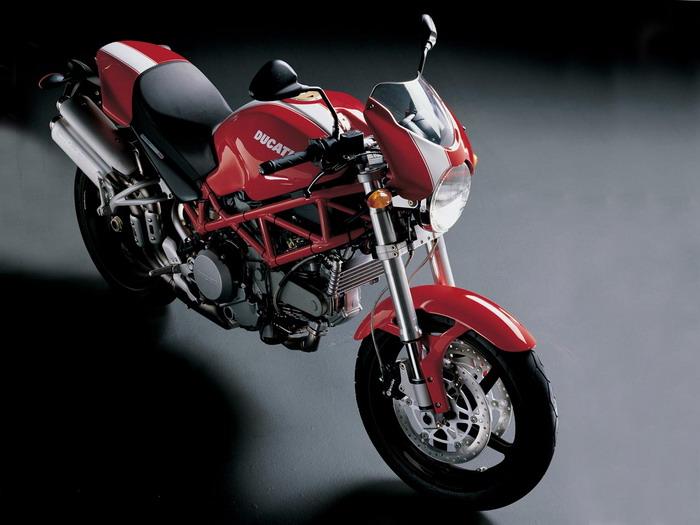 Ducati 800 MONSTER S2R 2007 - 18