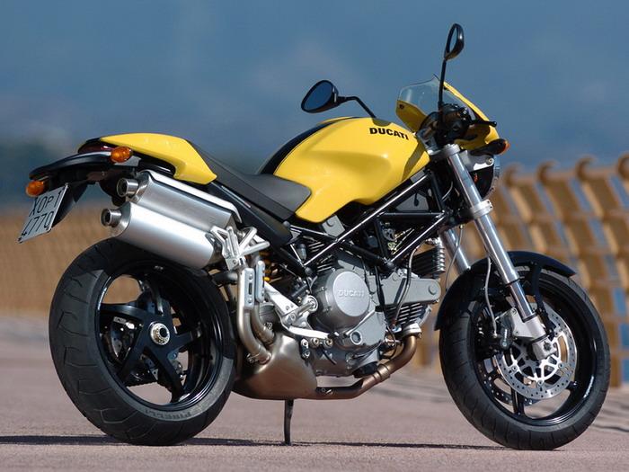 Ducati 800 MONSTER S2R 2007 - 12