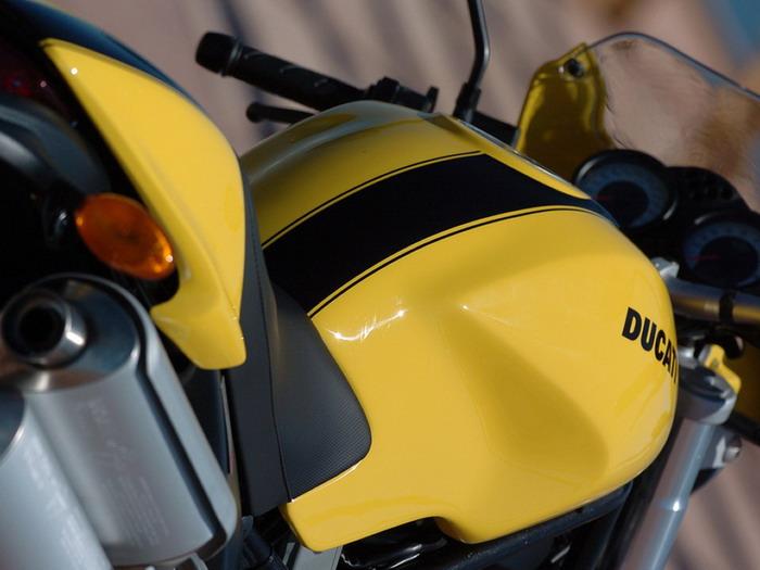 Ducati 800 MONSTER S2R 2007 - 3