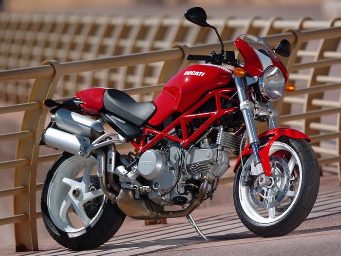 Ducati 800 MONSTER S2R 2005 - 9