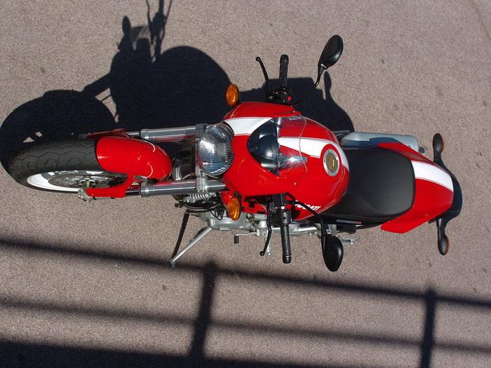 Ducati 800 MONSTER S2R 2007 - 5