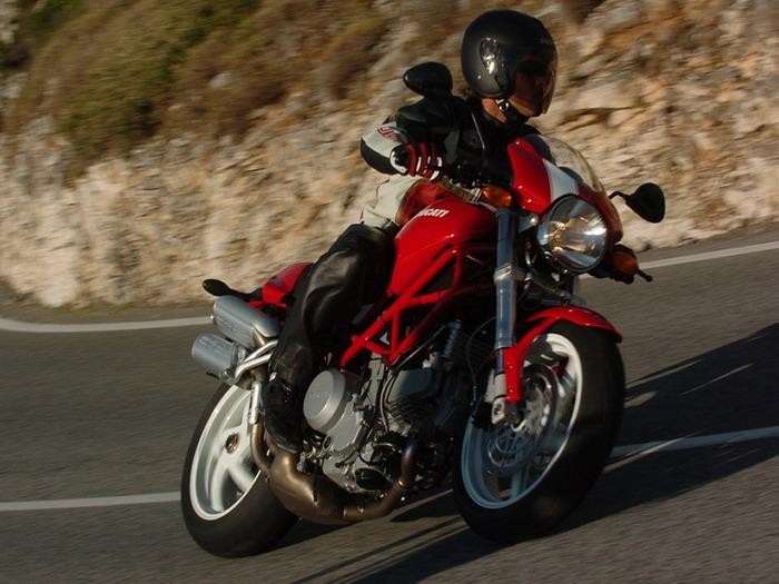 Ducati 800 MONSTER S2R 2005 - 7