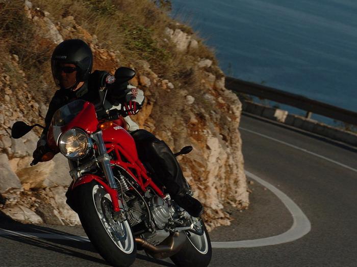 Ducati 800 MONSTER S2R 2007 - 17