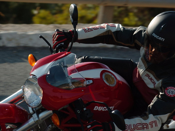 Ducati 800 MONSTER S2R 2007 - 23