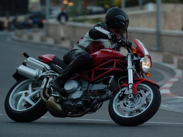 Ducati 800 MONSTER S2R 2007 - 11