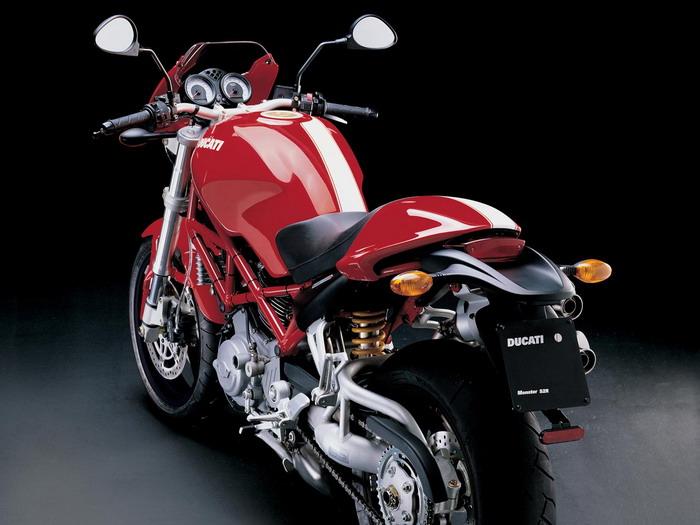 Ducati 800 MONSTER S2R 2007 - 16