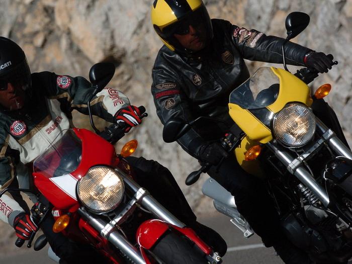 Ducati 800 MONSTER S2R 2007 - 1