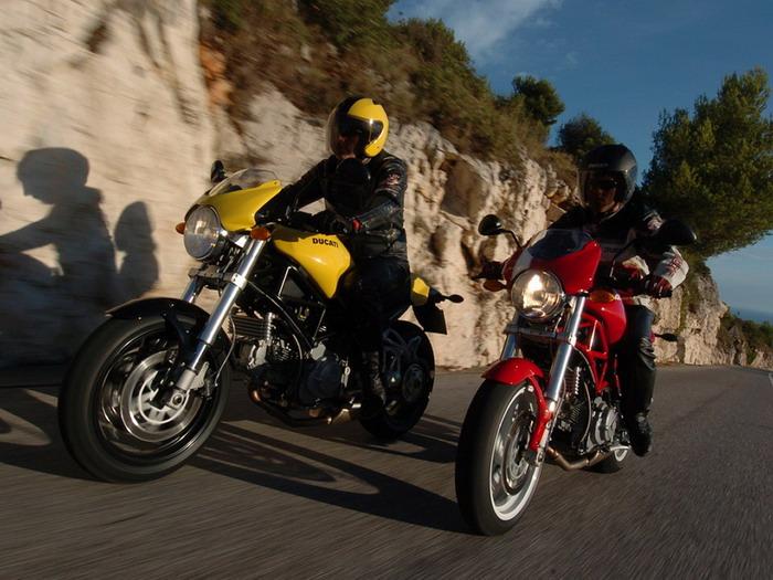 Ducati 800 MONSTER S2R 2007 - 21