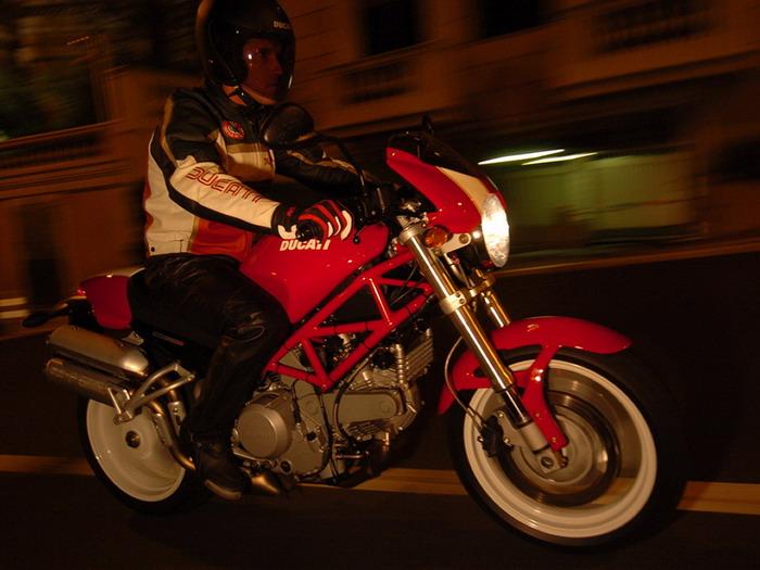 Ducati 800 MONSTER S2R 2007 - 4