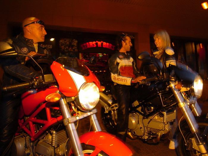 Ducati 800 MONSTER S2R 2007 - 19