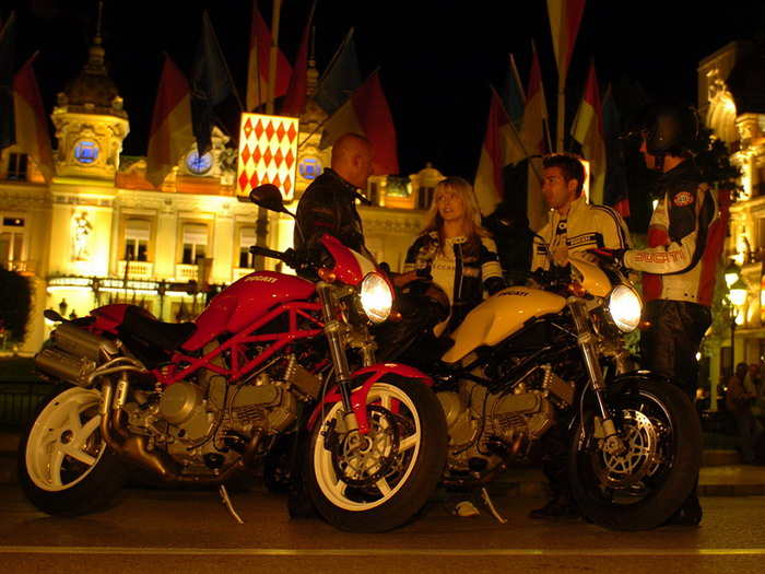 Ducati 800 MONSTER S2R 2007 - 22