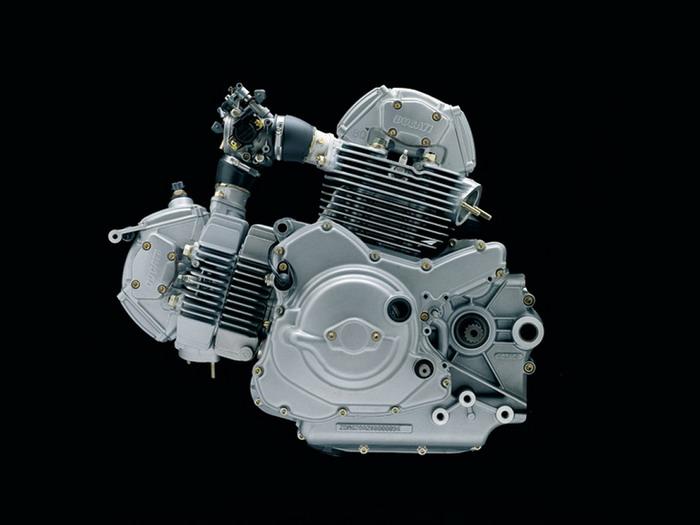 Ducati 800 MONSTER S2R 2007 - 10