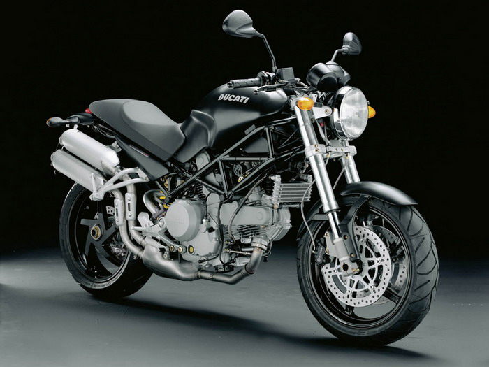 Ducati 800 MONSTER S2R 2007 - 14
